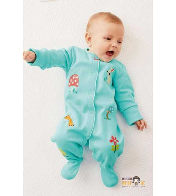 Romper Bayi Animal Garden