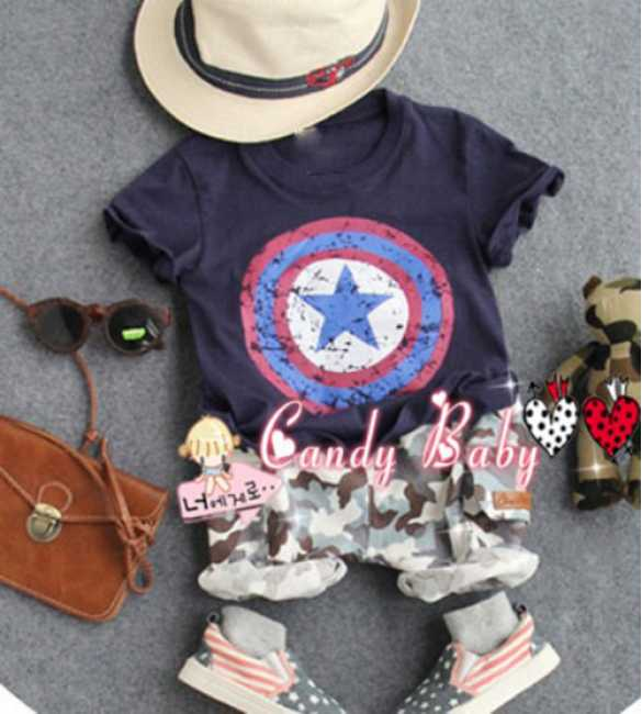 Set Candy Baby Star Shield