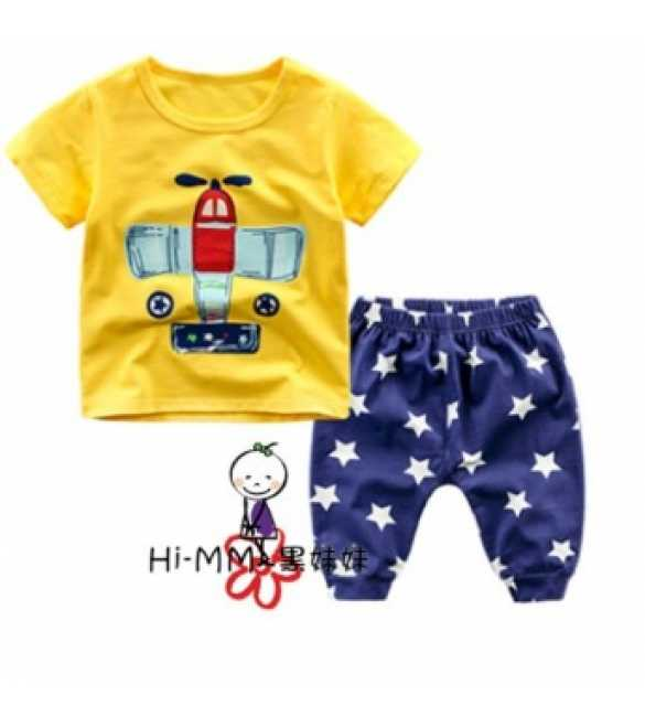 Set Hi-MM Plane Yellow