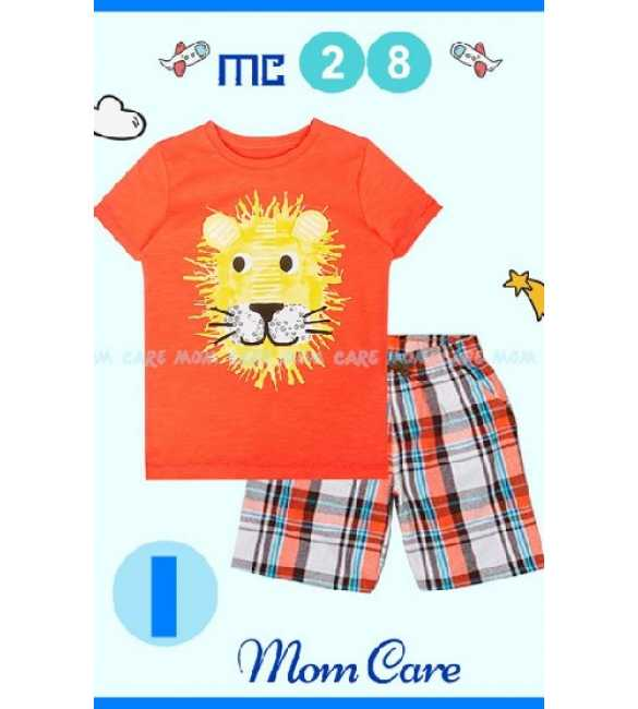 Setelan anak Laki Momcare MC 28 I Tiger (BABY SIZE)