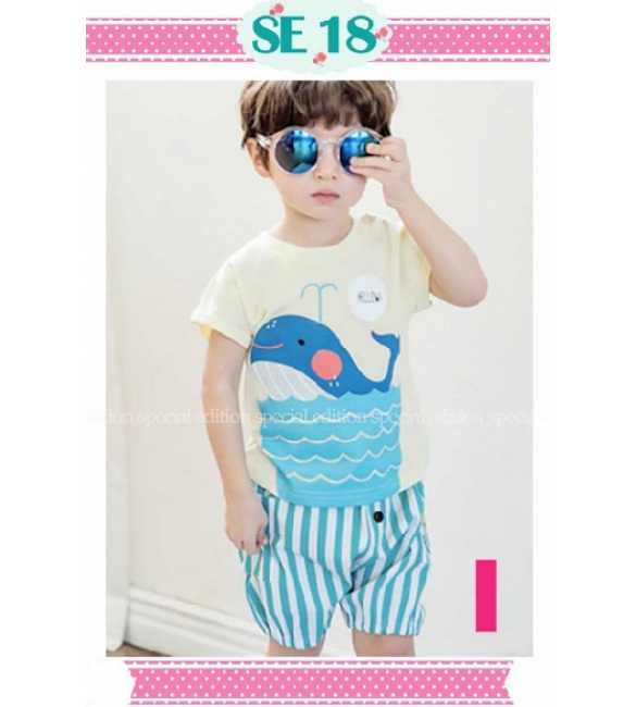 Setelan anak Special Edition SE 18 I Whale