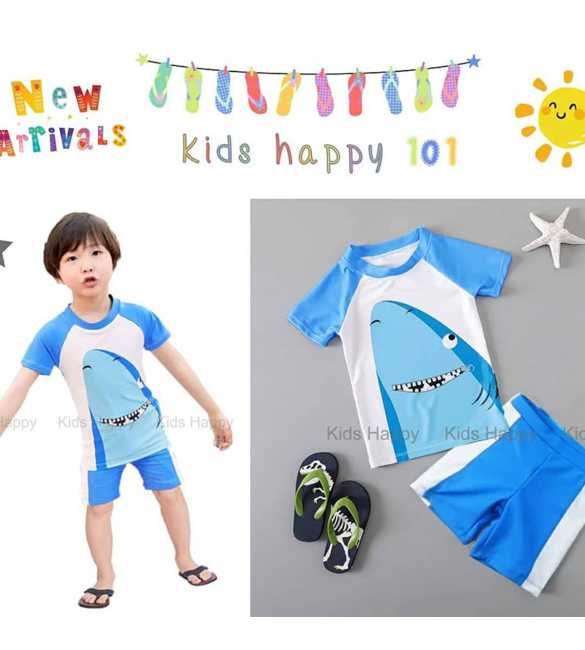baju renang anak Kids Happy KH 101 E Cool Shark (BIG SIZE)