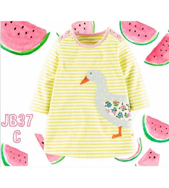 Dress Anak Jumping Beans 37 C Duck Yellow