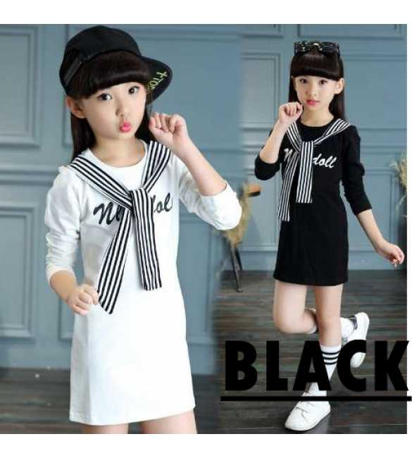 Dress Anak New Doll