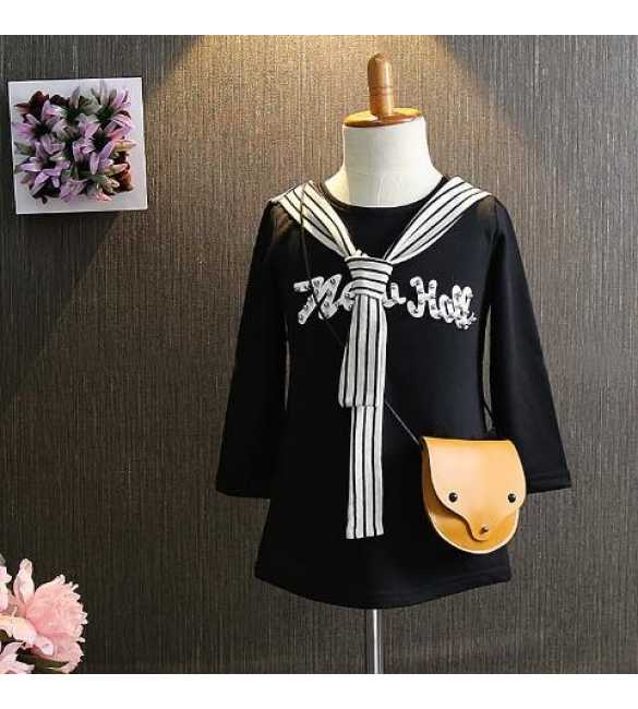 Dress Anak Holl Black
