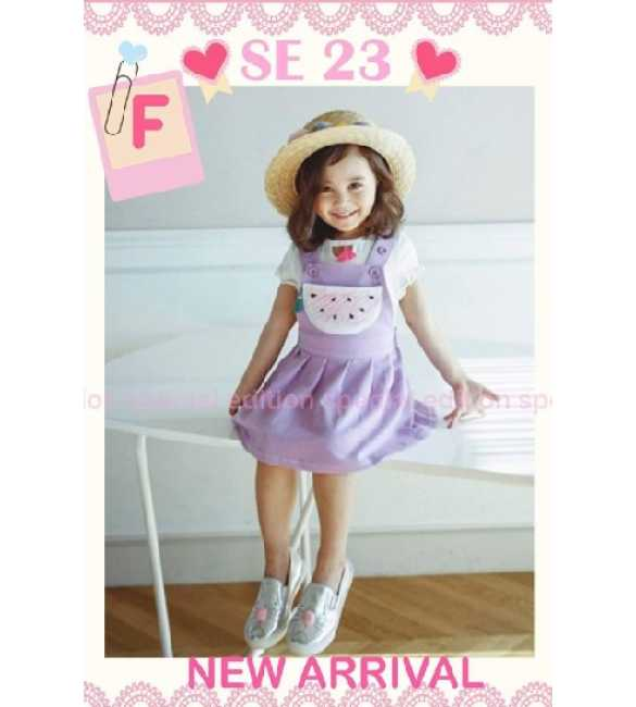 Dress Anak Special Edition SE 23 F Watermelon