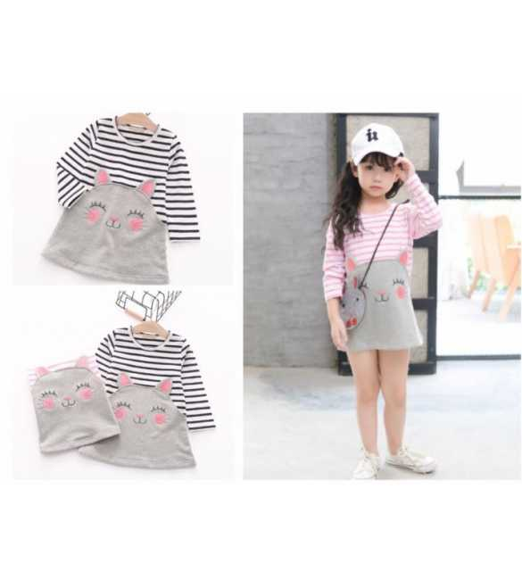 Dress Anak Cute Mouse