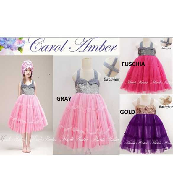 Dress Mardi Amber Carol