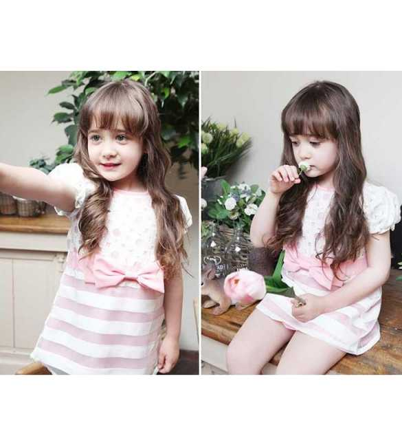 Dress Swallow Speak Ribbon Pink