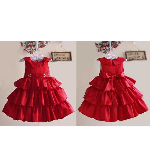 Dress Zoe Elegant Red