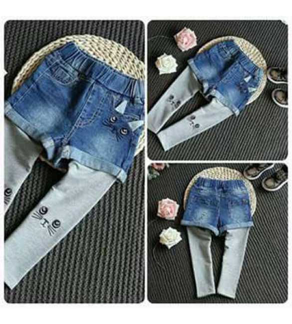 Jeans Legging Anak Rabbit