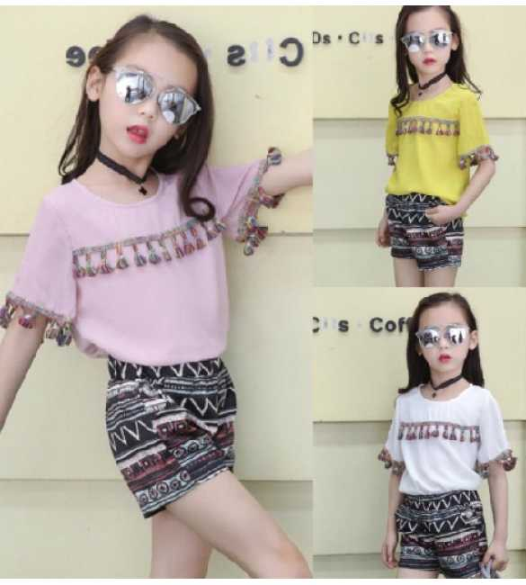 Girl Set Ethnic