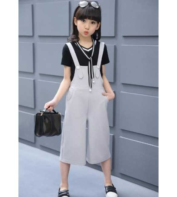 Set Jumpsuit Mora Gray
