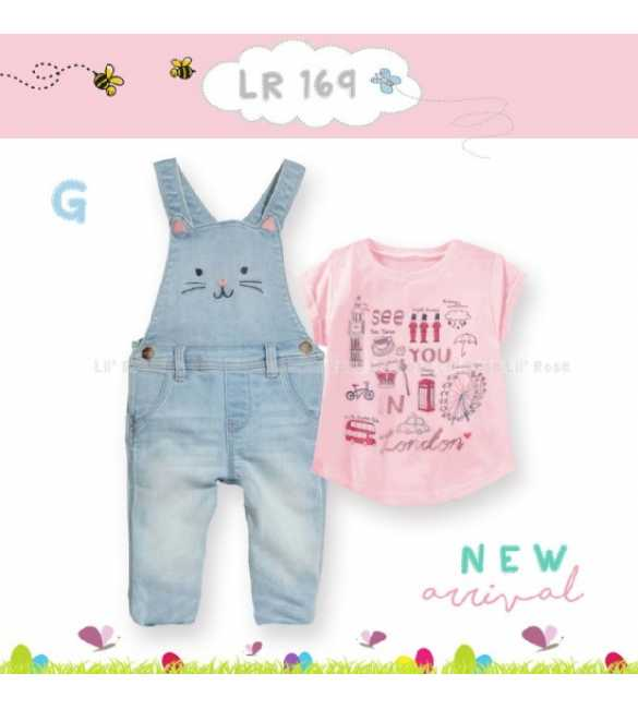 Setelan Anak Lil Rose 169 G London