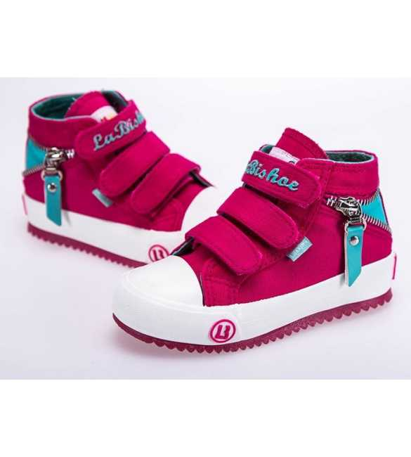 WS024 - Walker Shoes Lexie Pink (BIG SIZE)