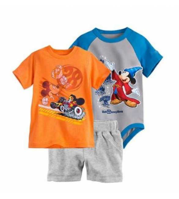 Baby Boy Carter 3in1 Mickey Mouse
