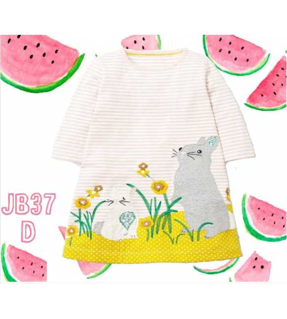 Dress Anak Jumping Beans 37 D Rabbit