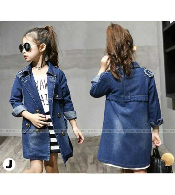 B2W2 12 J_Set Girl 3in1 Blazer Jeans (BIG SIZE)